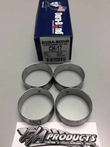 1978 To 2002 Chevy GMC 3.3 3.8 4.3 Liter V6 Cam Bearing Set Dura Bond CH-17