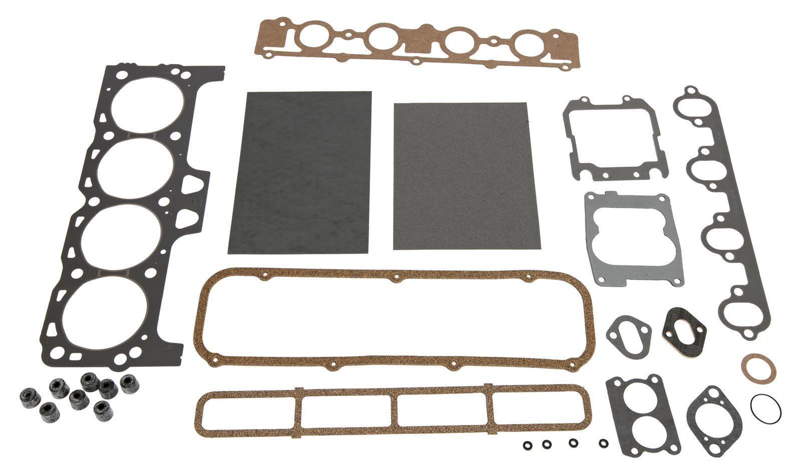 Mercruiser 3.7L Head Gasket Set 4 Cylinder Marine Engine 470 470R 488R 3.7LX