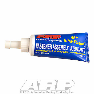 ARP 100-9909 ULTRA TORQUE ASSEMBLY LUBE LUBRICANT 1.69 FL OZ Tube