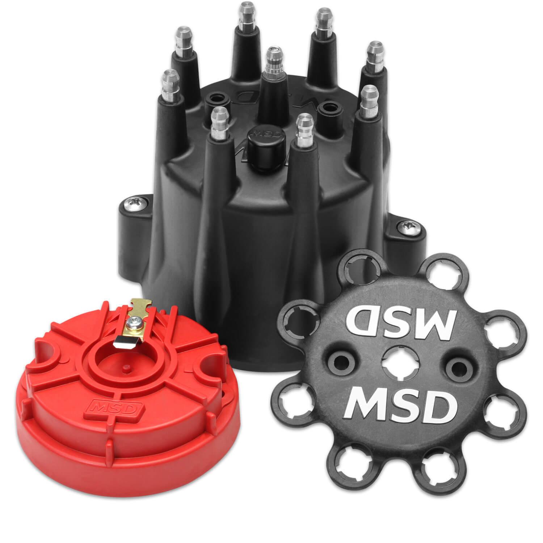 MSD 8503 Ford 289 308 Digital E-Curve Pro-Billet Distributor