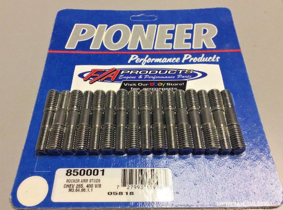 Pioneer 850001 Small Block Chevy Engines 3/8
