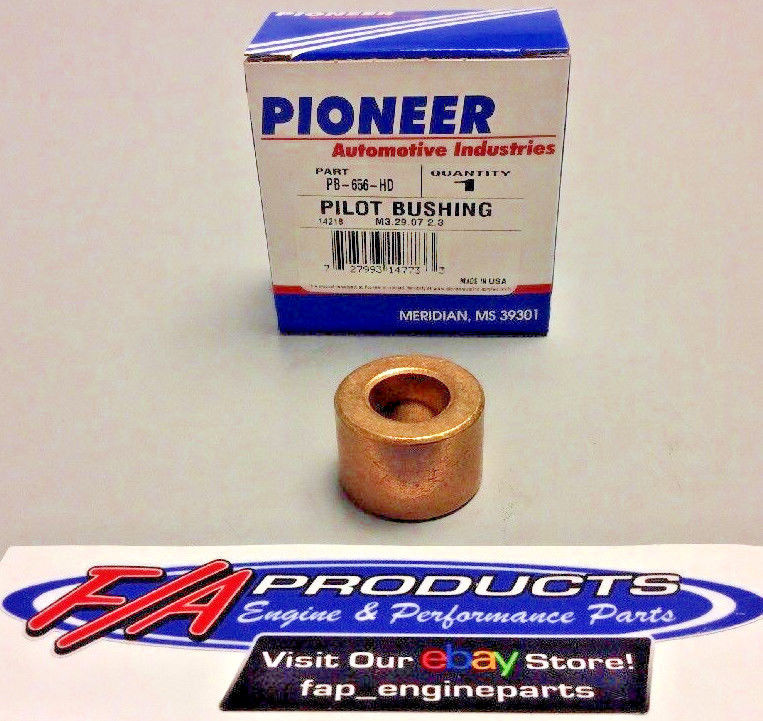 Chevy Small / Big Block Standard Trans Heavy Duty Pilot Bushing Pioneer PB-656HD