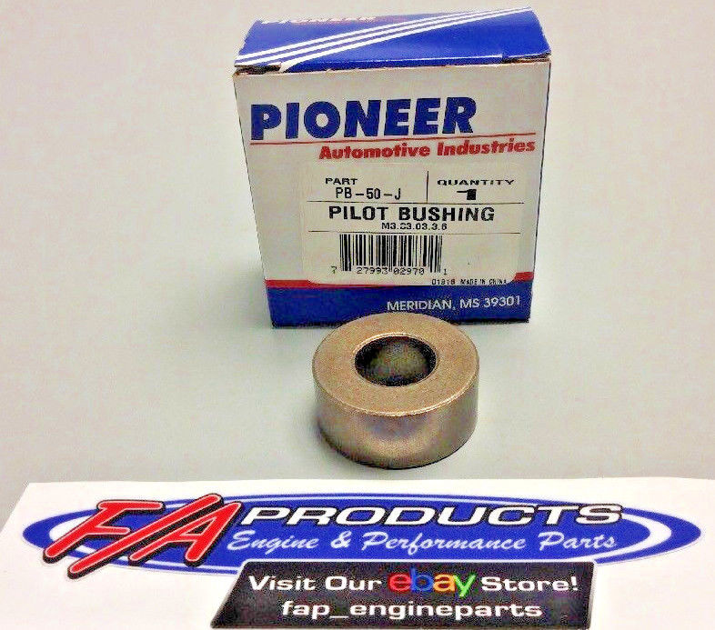 Ford 1968 - 1978  289 302 351 400 Manual Clutch Pilot Bushing Pioneer PB-50-J