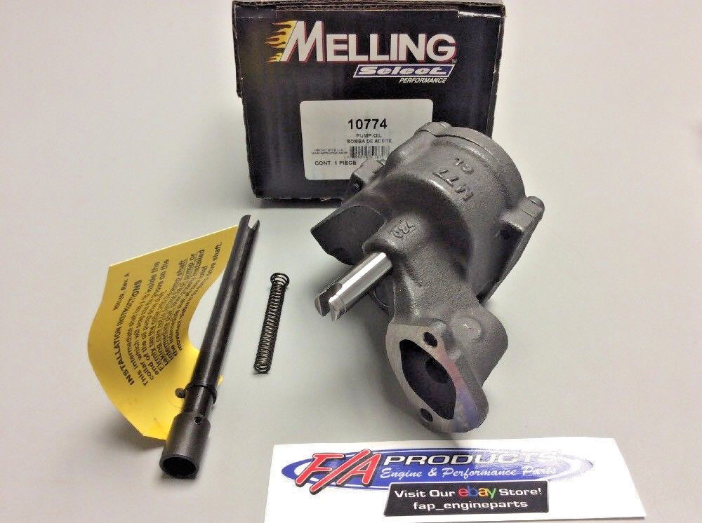 Melling 10774 Oil Pump for Big Block Chevy