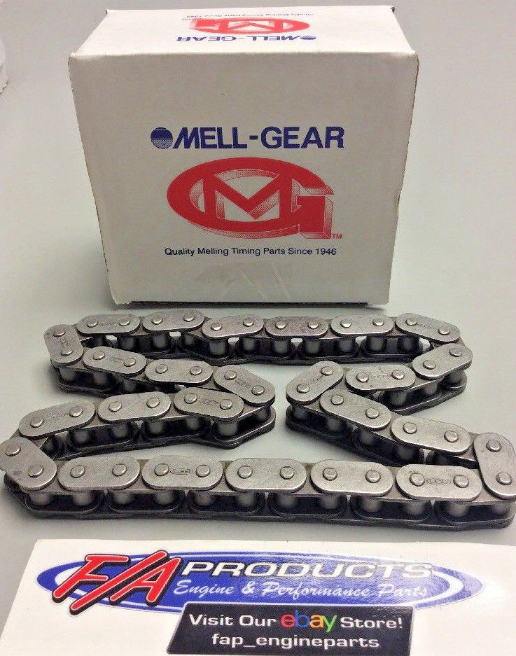 Melling 3-351S Timing Chain Set
