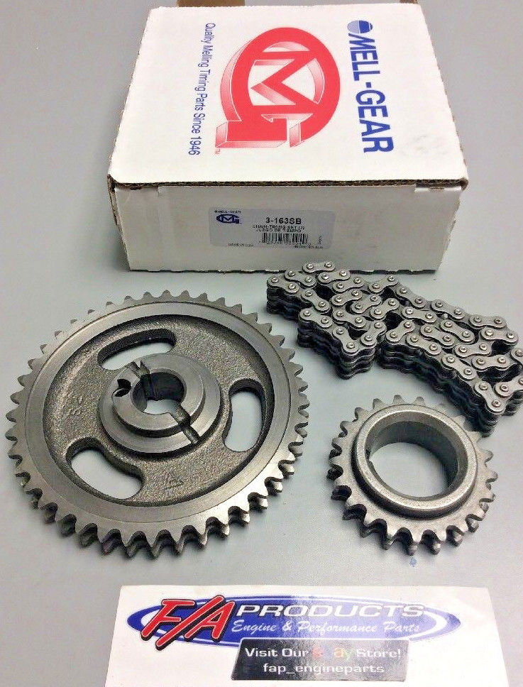 Melling 3-344S Timing Chain Set