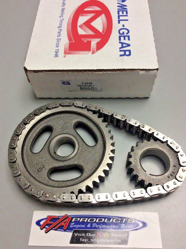 Ford Y Block 272 292 312 And Straight 6 Engine Timing Set-Stock Melling  3-344S