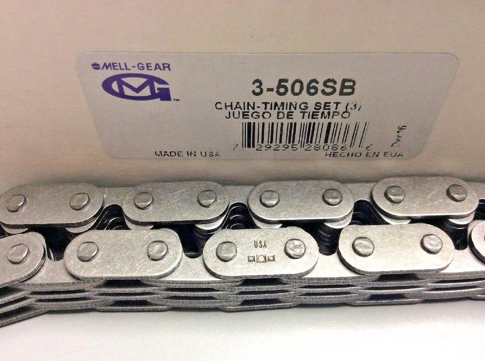 Melling 3-506SB Timing Chain Set