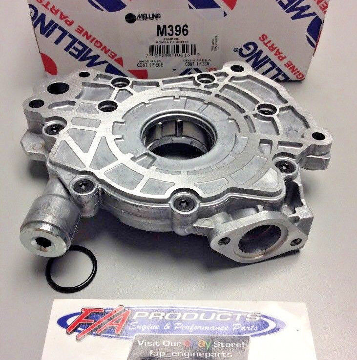 Melling M396 Oil Pump For 2015 Through 2017 5 0 Ford Truck / Mustang