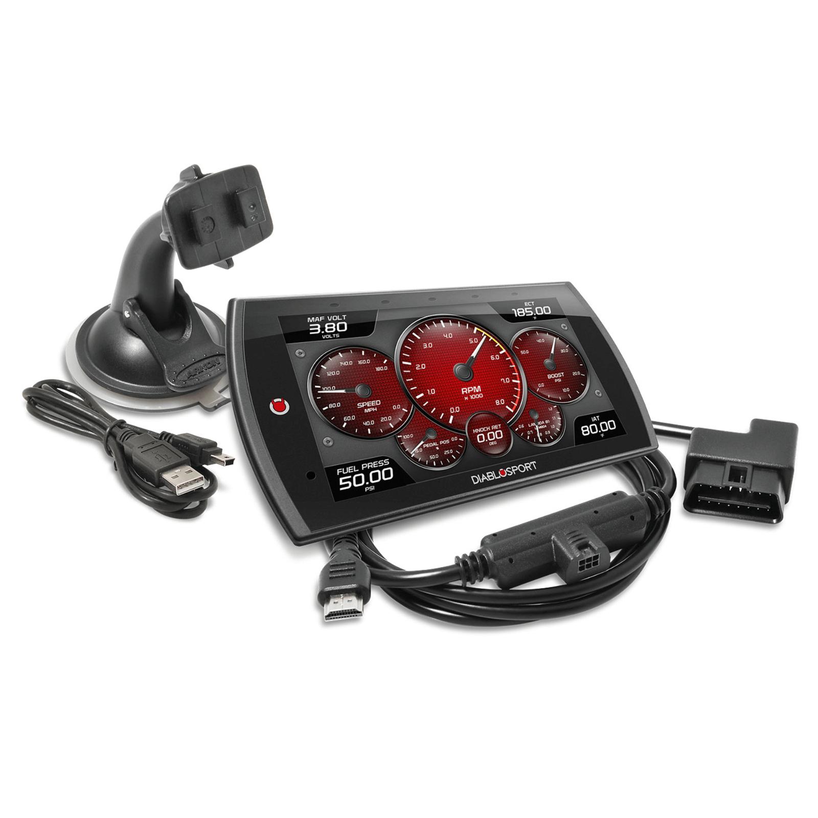 Holley EFI 554-140 GPS Digital Dash USB Module