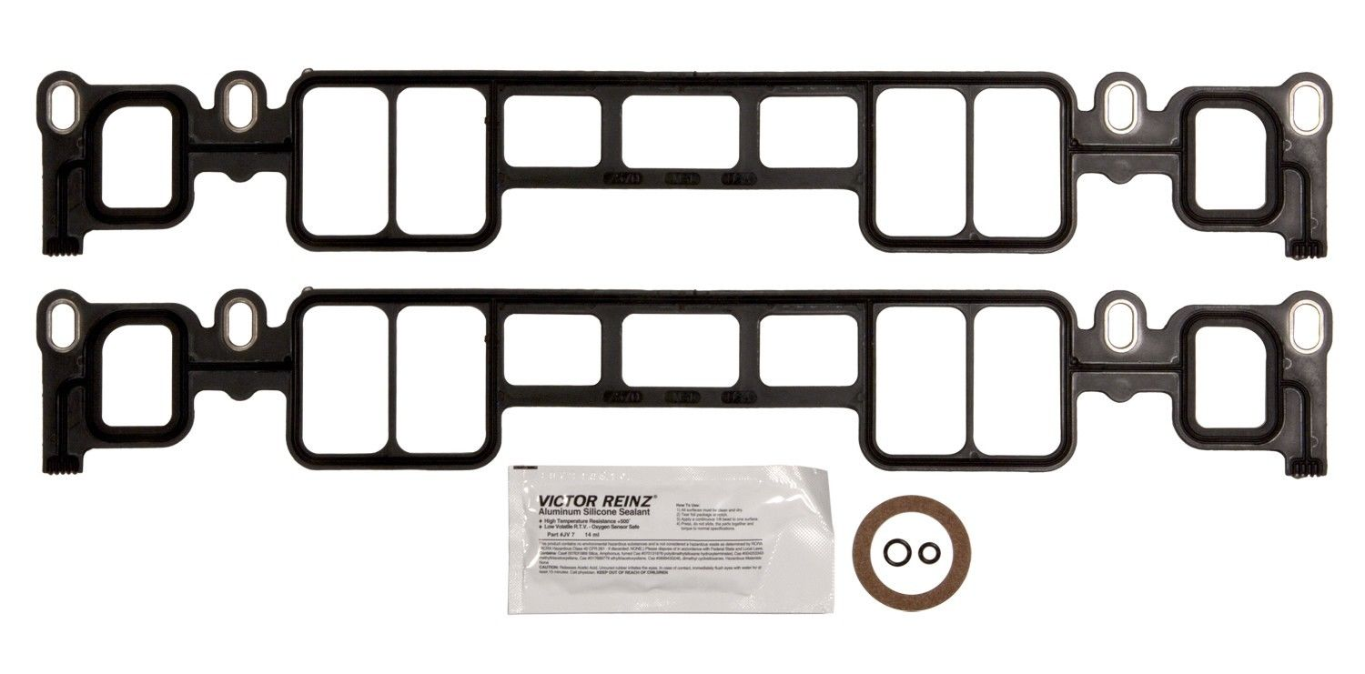 1996 - 2002 Chevy 305 350 VORTEC Engine Intake Manifold Gasket Set Mahle MS16167