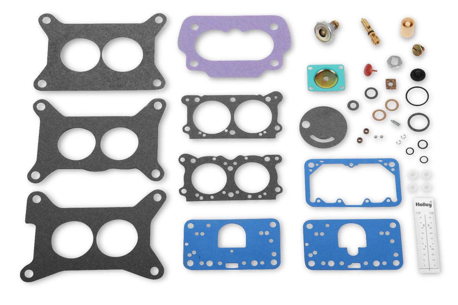 Holley Marine Carburetor Renew Kit 703-41 Fits R80313 R80316 R80321 R80385