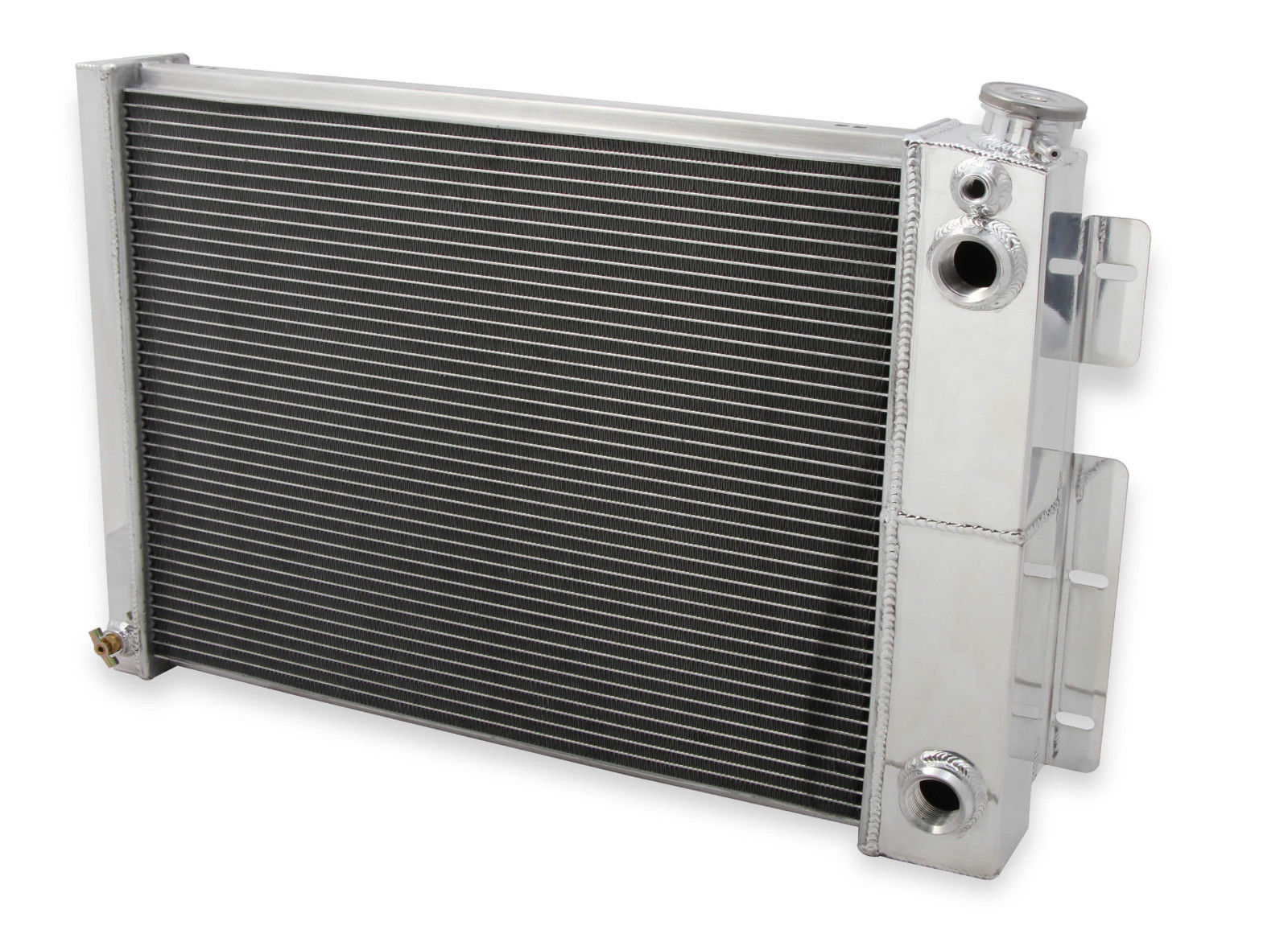 Frostbite GM LS Swap Aluminum Radiator 67-69 Camaro 62-67 GM A X Body FB300