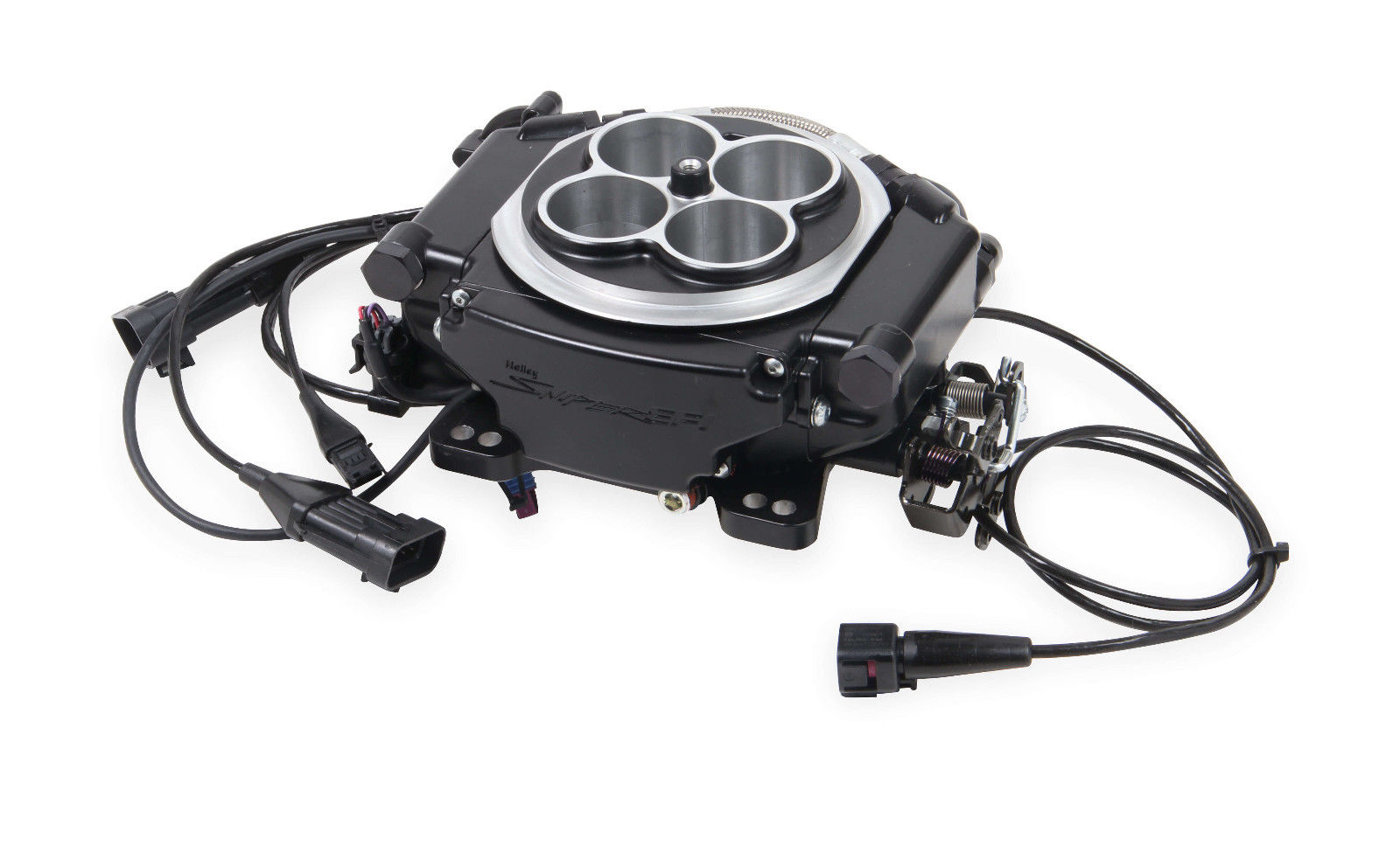 Holley Black Sniper EFI Self Tuning Fuel Injection System