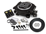 Holley Black Sniper EFI Self Tuning Fuel Injection System Complete Master Kit