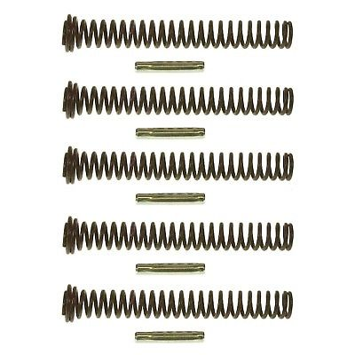 Melling 55070 Oil Pump Relief Spring Small Block Chevy 70 psi with Pins 5 Pack