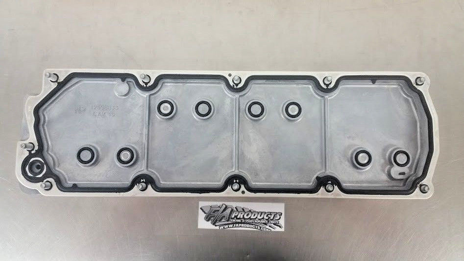 Chevrolet 12598832 Engine Valley Cover LS2 LS3 LS7 No Provision For PCV