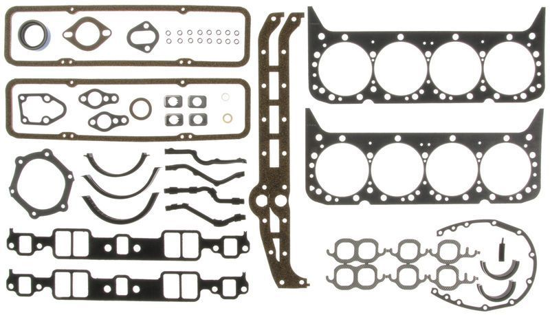 Mahle 95-3031 Chevy 400 6.6L GMC Full Gasket Set V8 1970-1980 Small Block