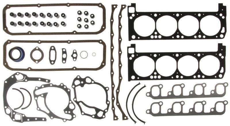 Mahle 95-3030 Engine Overhaul Gasket Set 1970-82 Ford 351C 351M 400