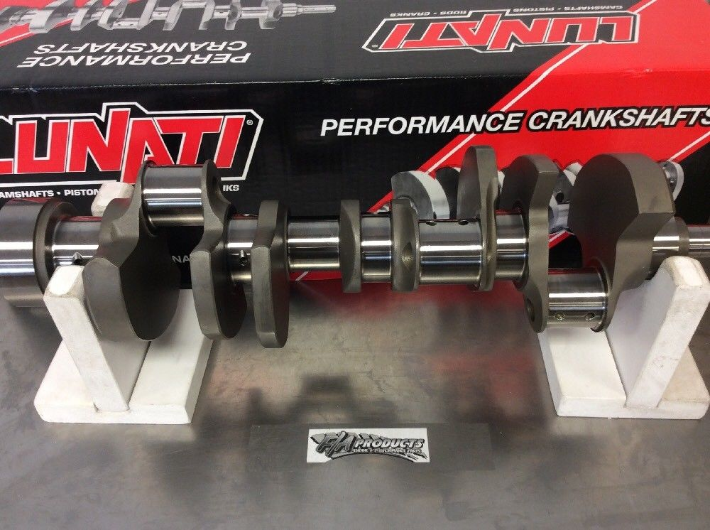 Lunati 70137501 Forged 1 Pc Seal Small Block 350 383 Chevy 3 750