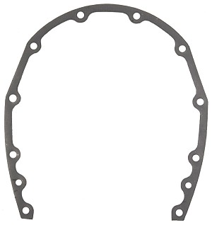 High Performance Composite Small Block Chevy Timing Cover Gasket MAHLE T27781VC