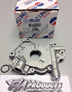 Melling M340HV High Volume Oil Pump Ford 5.4 4.6 SOHC Mustang 3V Truck